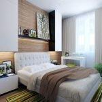 Спальня 6 кв. м. в квартире