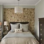 Маленькая спальня в доме