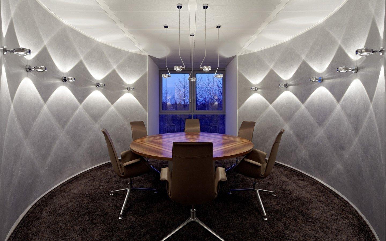 Визуальное изменение пространства при помощи светильников