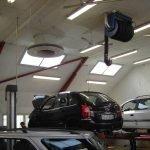 Вытяжка в гараже