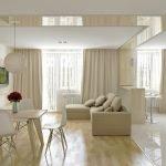 Обсуждаем Дизайн и зонирование гостиной-студии