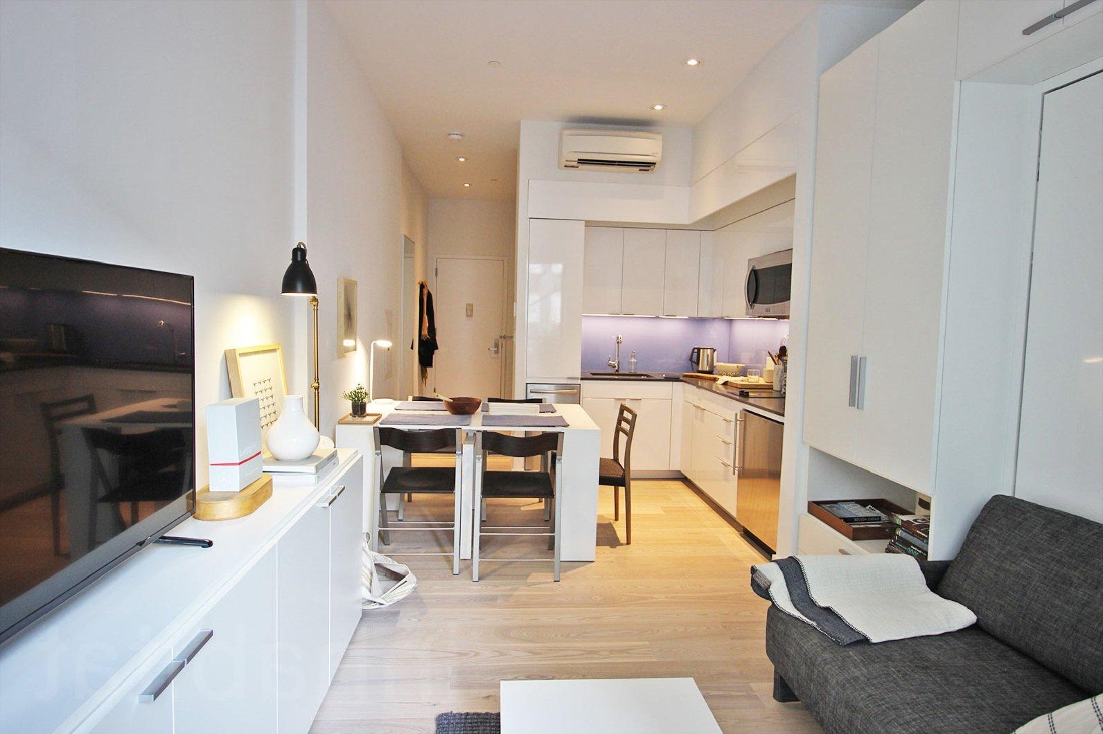 Корпусная мебель для малогабаритной квартиры