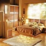 Песочный цвет для дизайна спальни