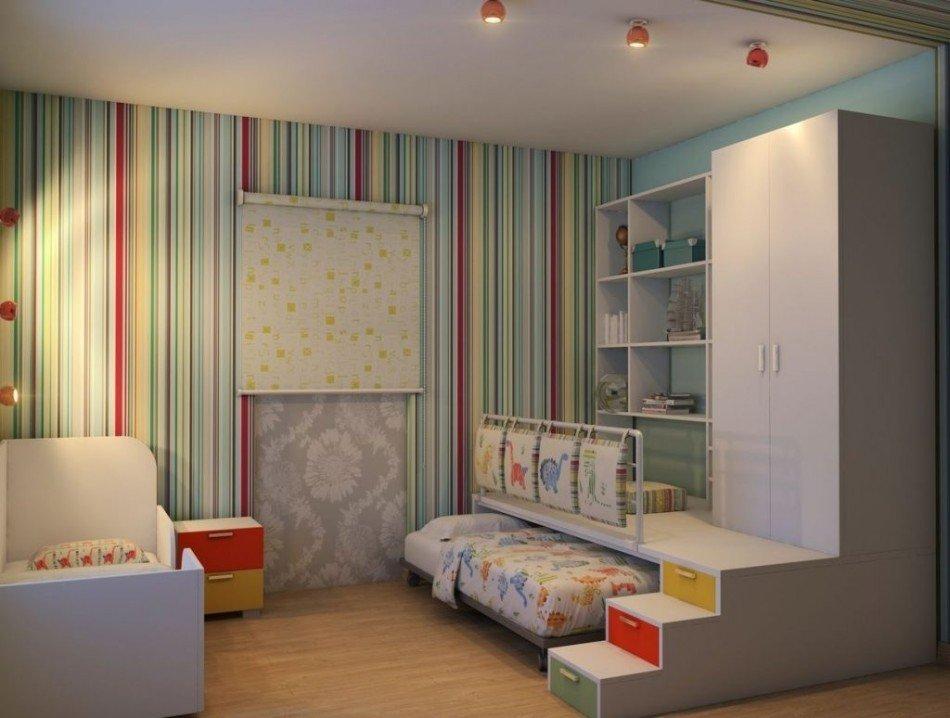 Обсуждаем Варианты дизайна детской комнаты на 9 кв. м