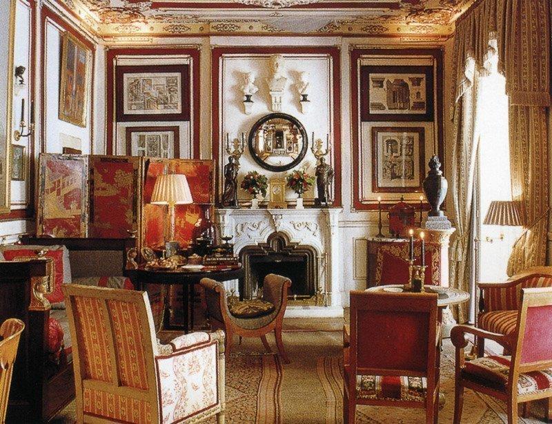 Предметы интерьера в стиле итальянский Ренессанс