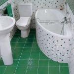 Мозаика на ванной