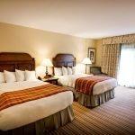 Две большие кровати для гостей