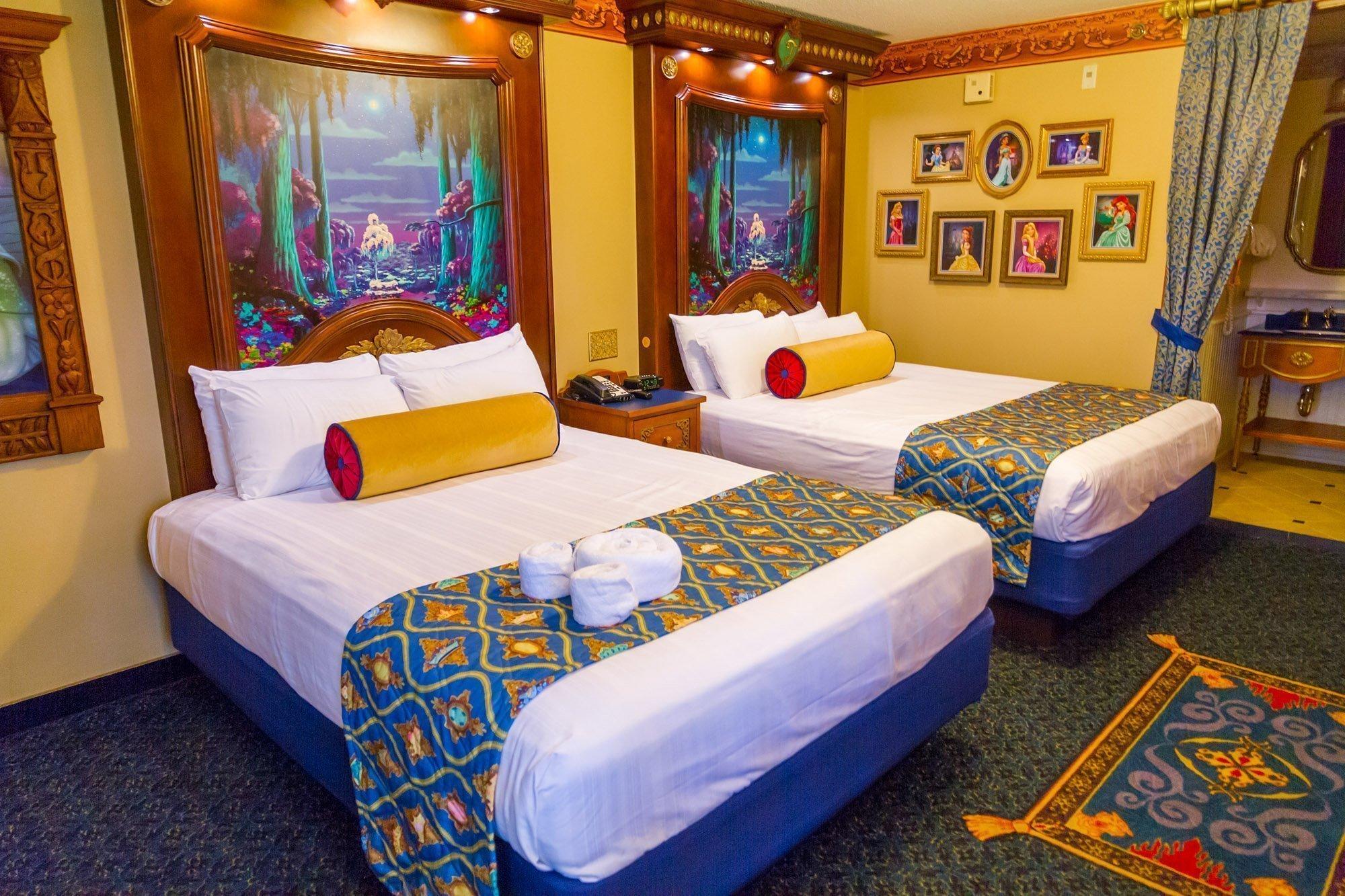 Дизайн комнаты для гостей в восточном стиле