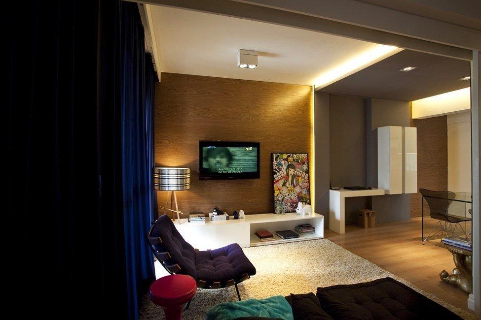 Обсуждаем Дизайн интерьера квартиры 45 кв. м