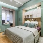 Уютная комната с балконом