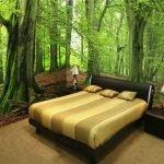 Спальня в стиле эко