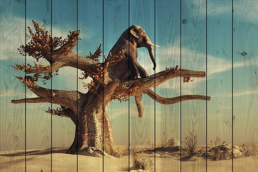 Дерево-картины