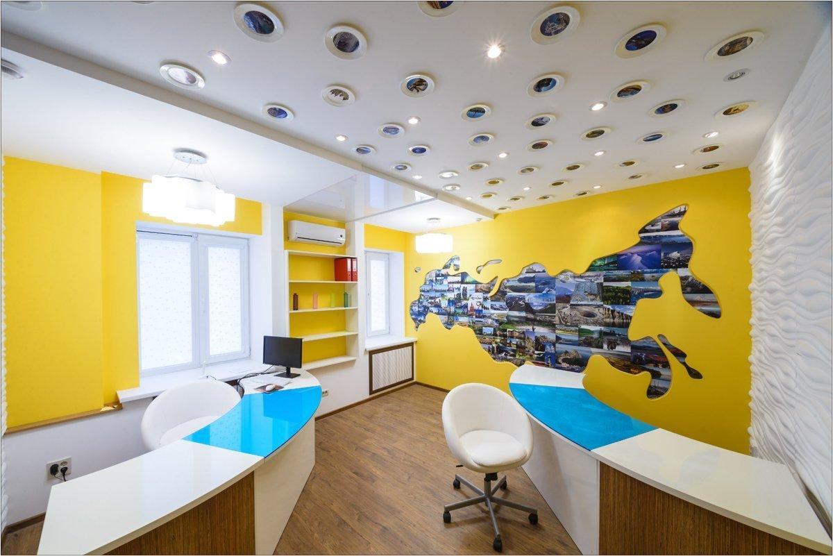 Обсуждаем Дизайн интерьера офиса