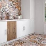 Марокканский принт в дизайне кухни