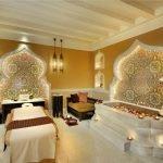 Декоративные элементы для отделки ванной в восточном стиле