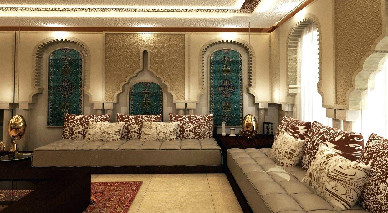 Роскошь марокканского стиля